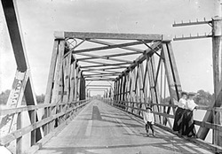 The Old Marpole Bridge